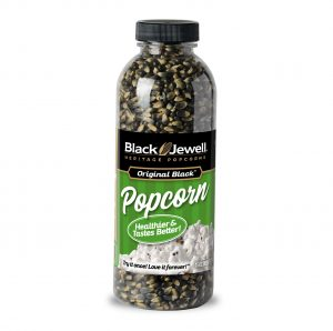 Original Black Popcorn 15oz Jar