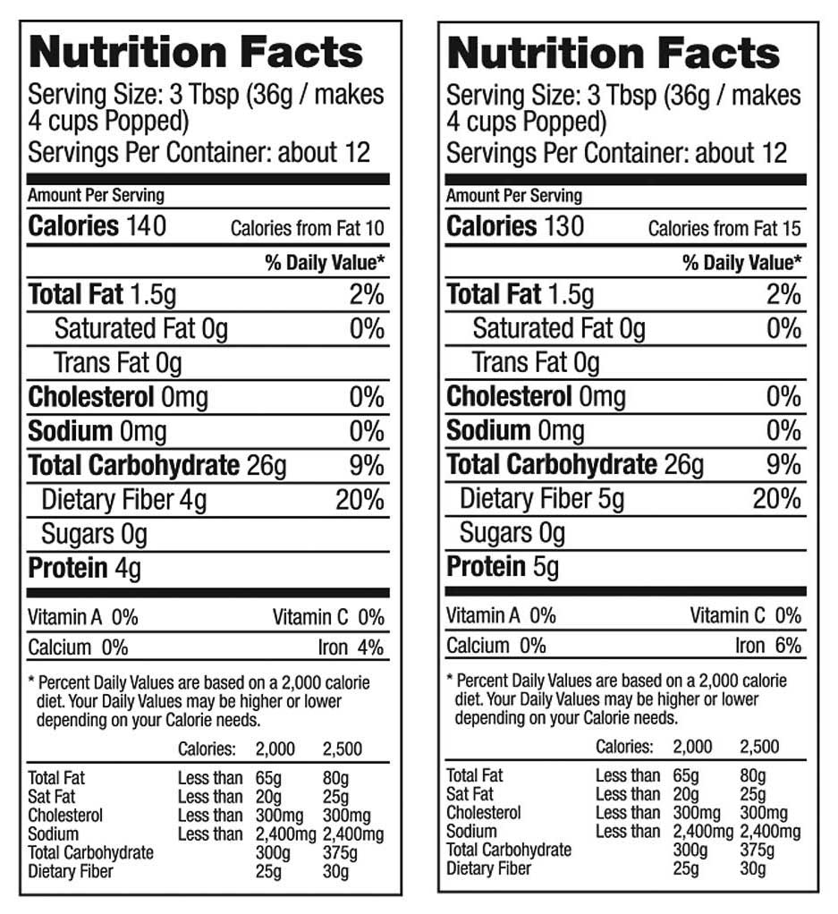 Twin Pack Sampler Nutrition